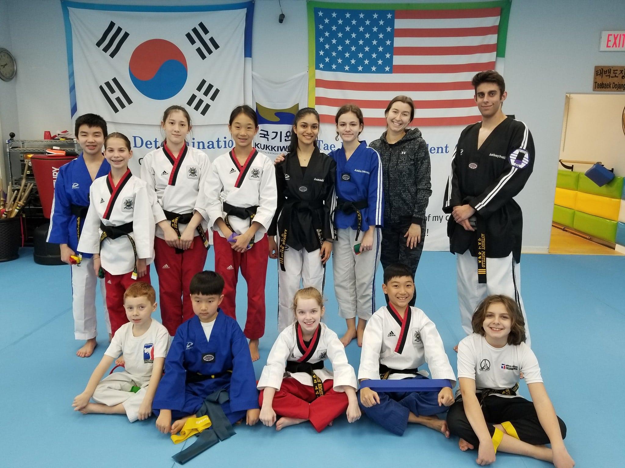 World Champion Taekwondo Gallery Photo Number 1