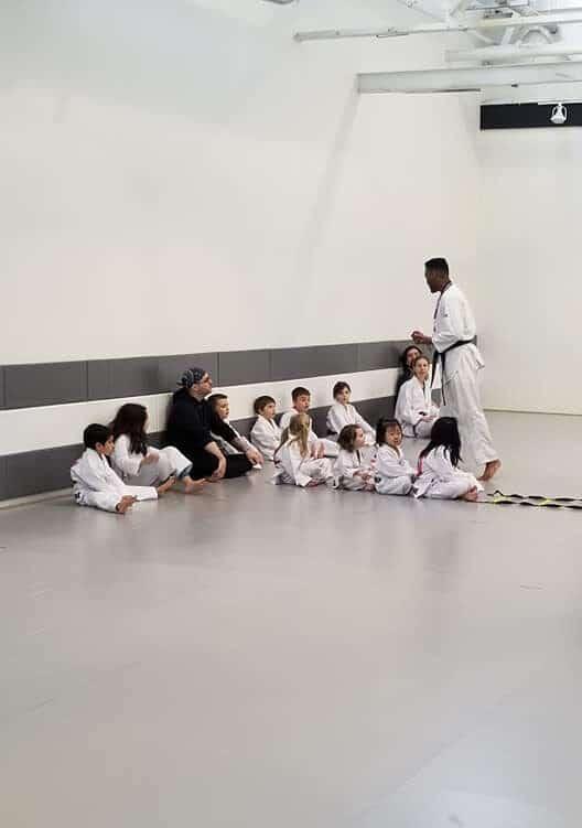 World Champion Taekwondo About Us image